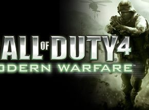 Call Of Duty 4 Modern Warfare Game PC Download for Mac