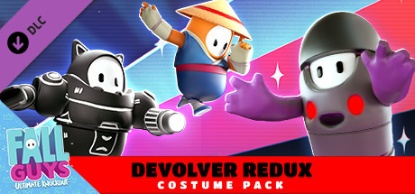 Fall Guys Devolver Redux Pack Free Download Game